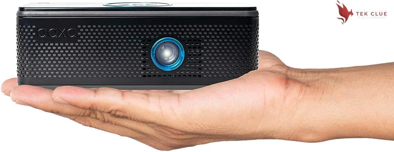 AAXA BP1 Speaker Projector Best Cheap Mini Projector