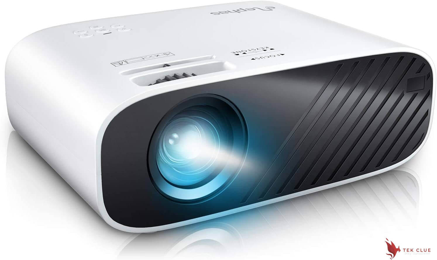 ELEPHAS 2020 Mini Movie Projector