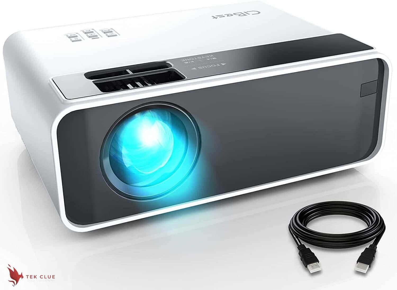 Mini Projector, CiBest Video Projector