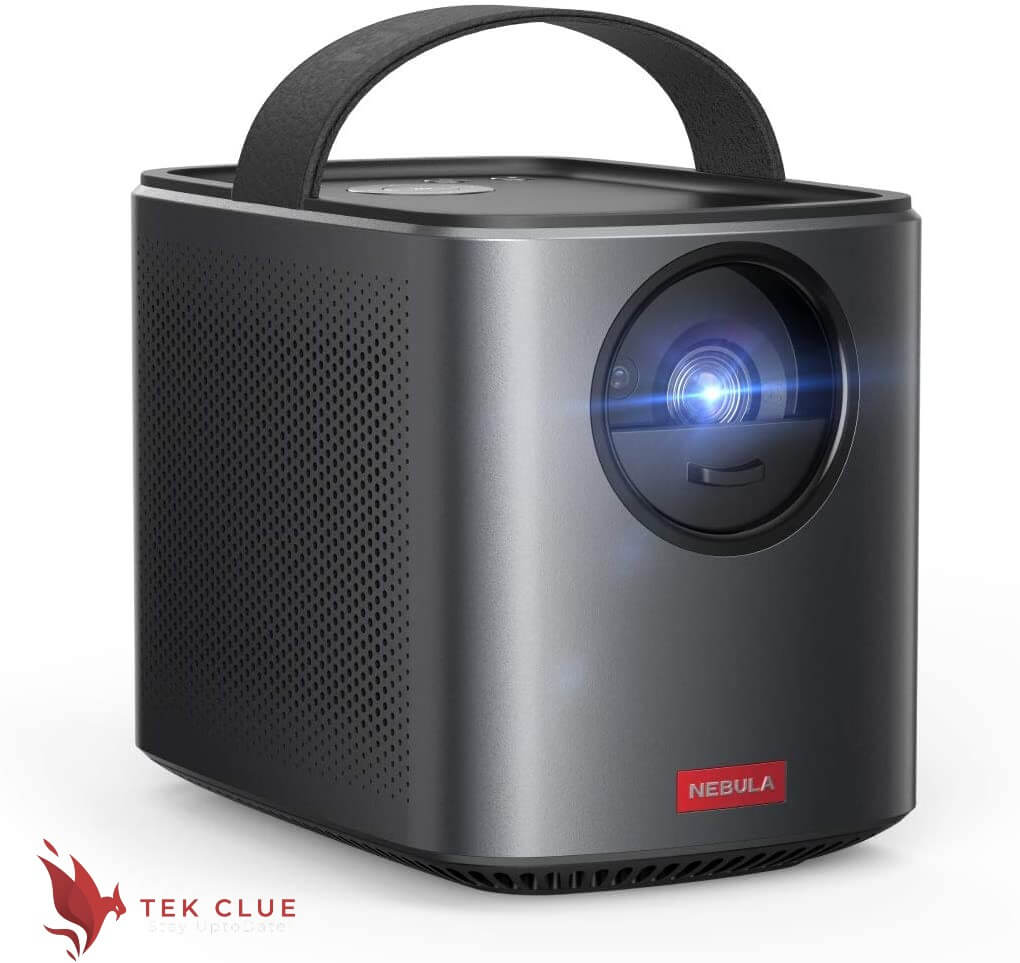 Nebula by Anker Mars Best Projector for Outdoor Movies