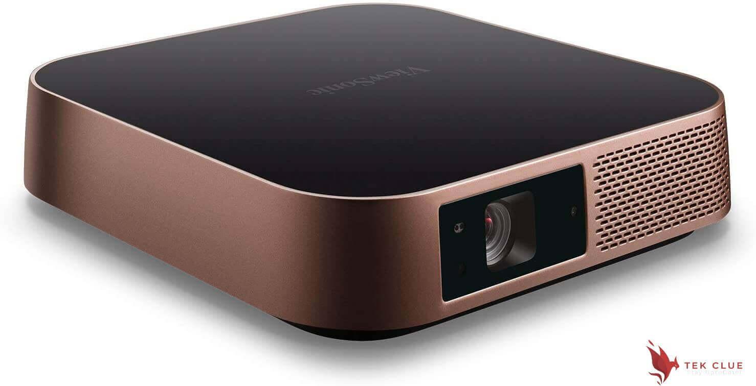 ViewSonic M2 Portable Smart 1080p Wi-Fi Mini Projector