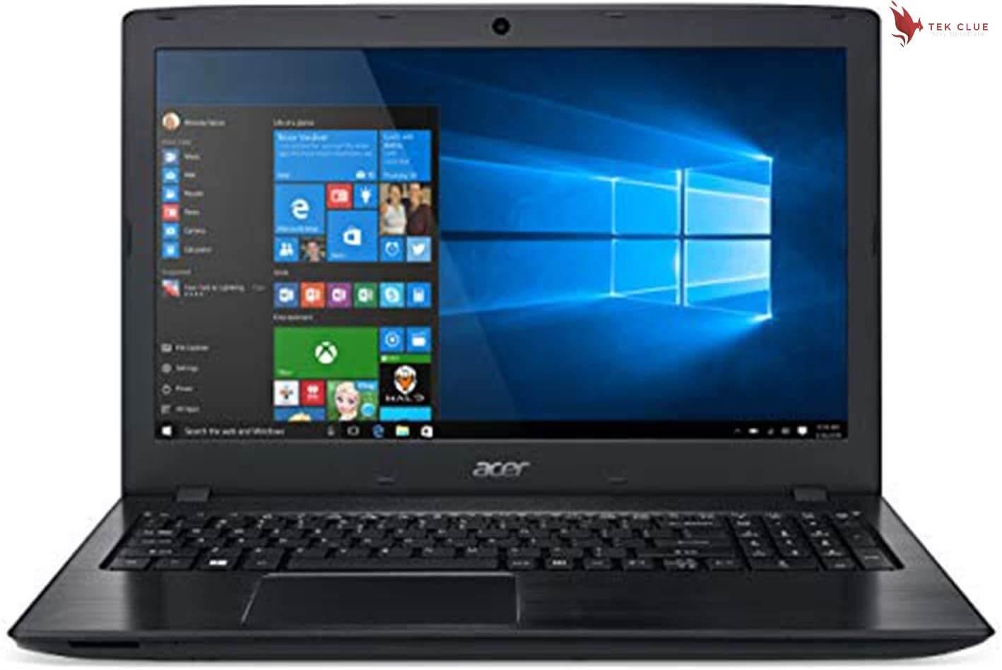 Acer Aspire E15 Notebook