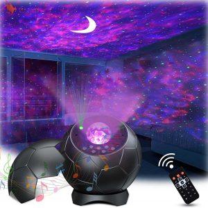 Galaxy Light Projector for Bedroom