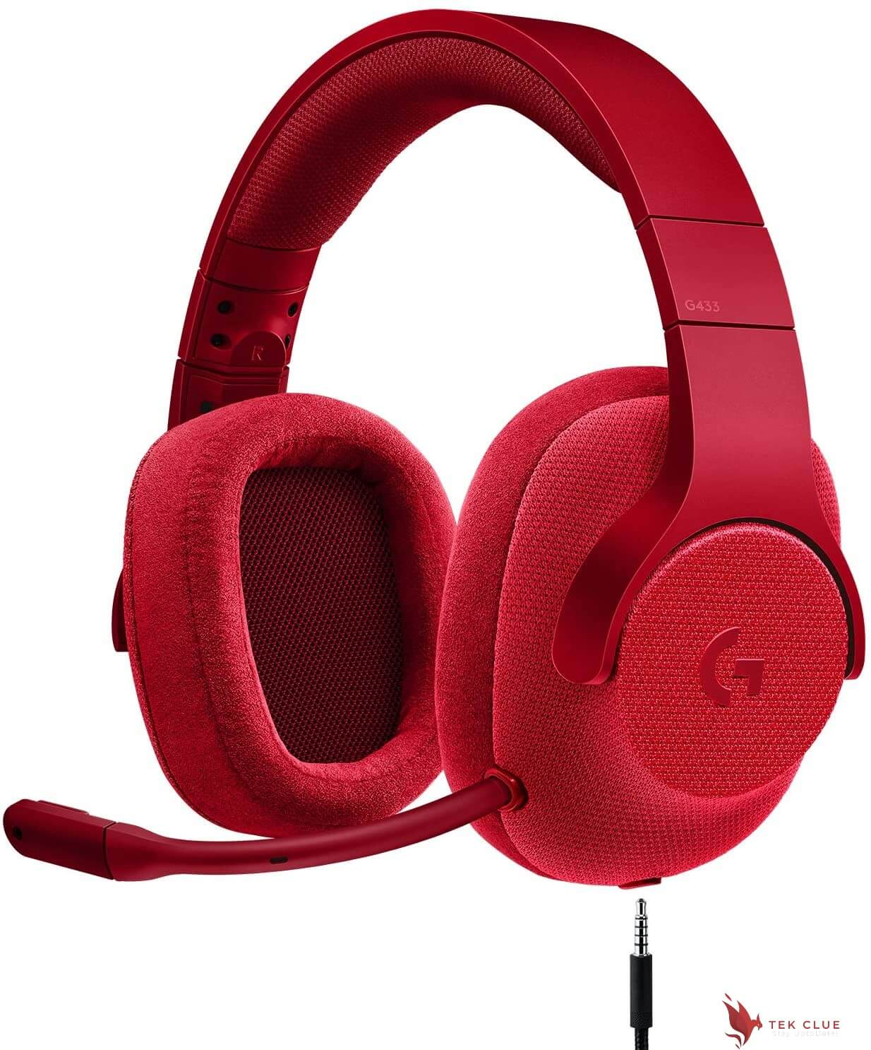 Logitech G433 7.1 Wired Gaming Headset