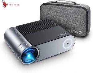 Mini Projector, Vamvo L4200 Portable Video Projector