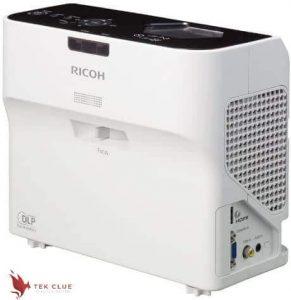 Ricoh PJ WX4130 Ultra Short Throw Projector