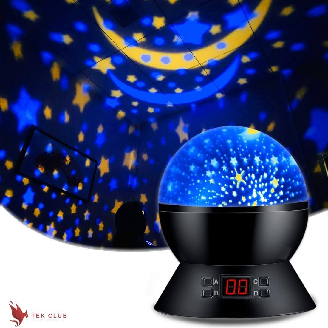 Star Sky Night Lamp for Baby Gifts for 1-12 Years Old Boys Girls, Star Projecto
