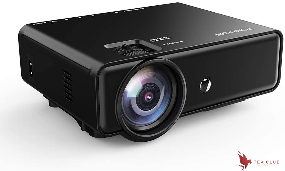 Tontion Upgrade 3400Lux Video Projector