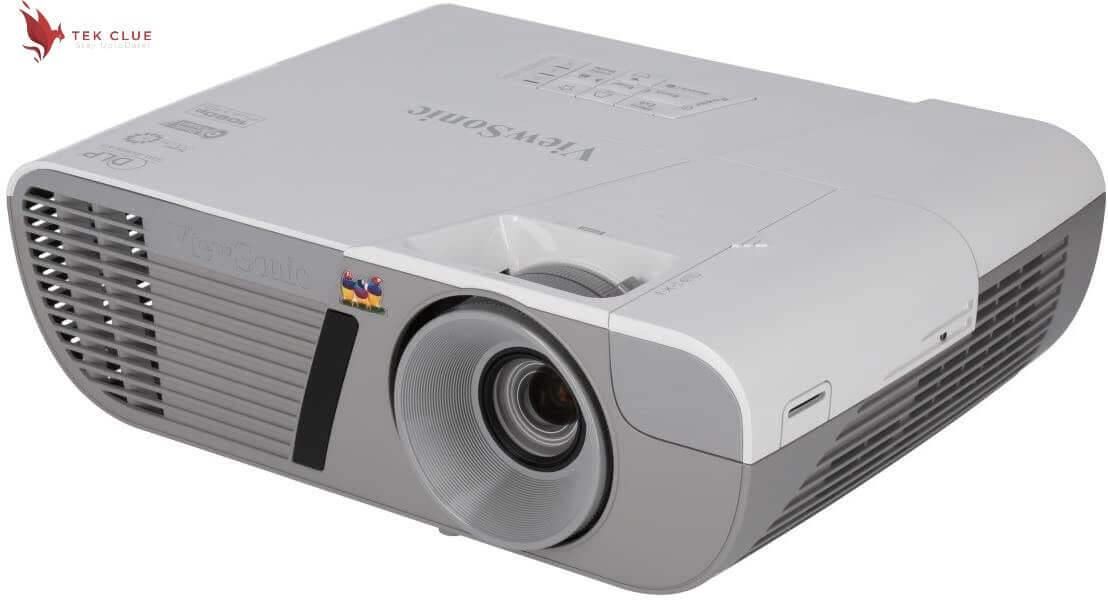 ViewSonic 3200 Lumens Full HD 1080p Shorter Throw Home Theater Projector