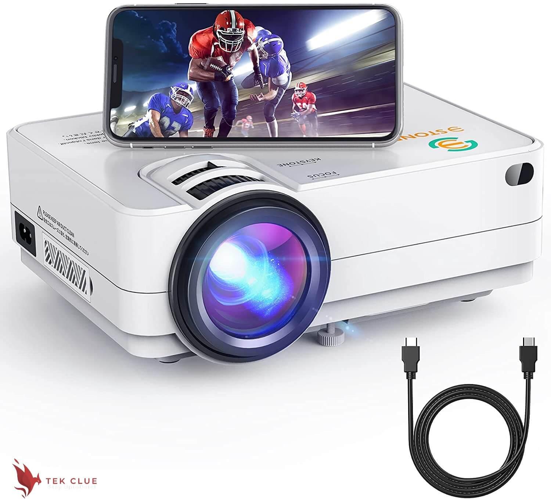 Wi-Fi Mini Projector