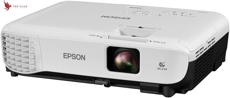 Epson VS250 SVGA (Best budget projector)