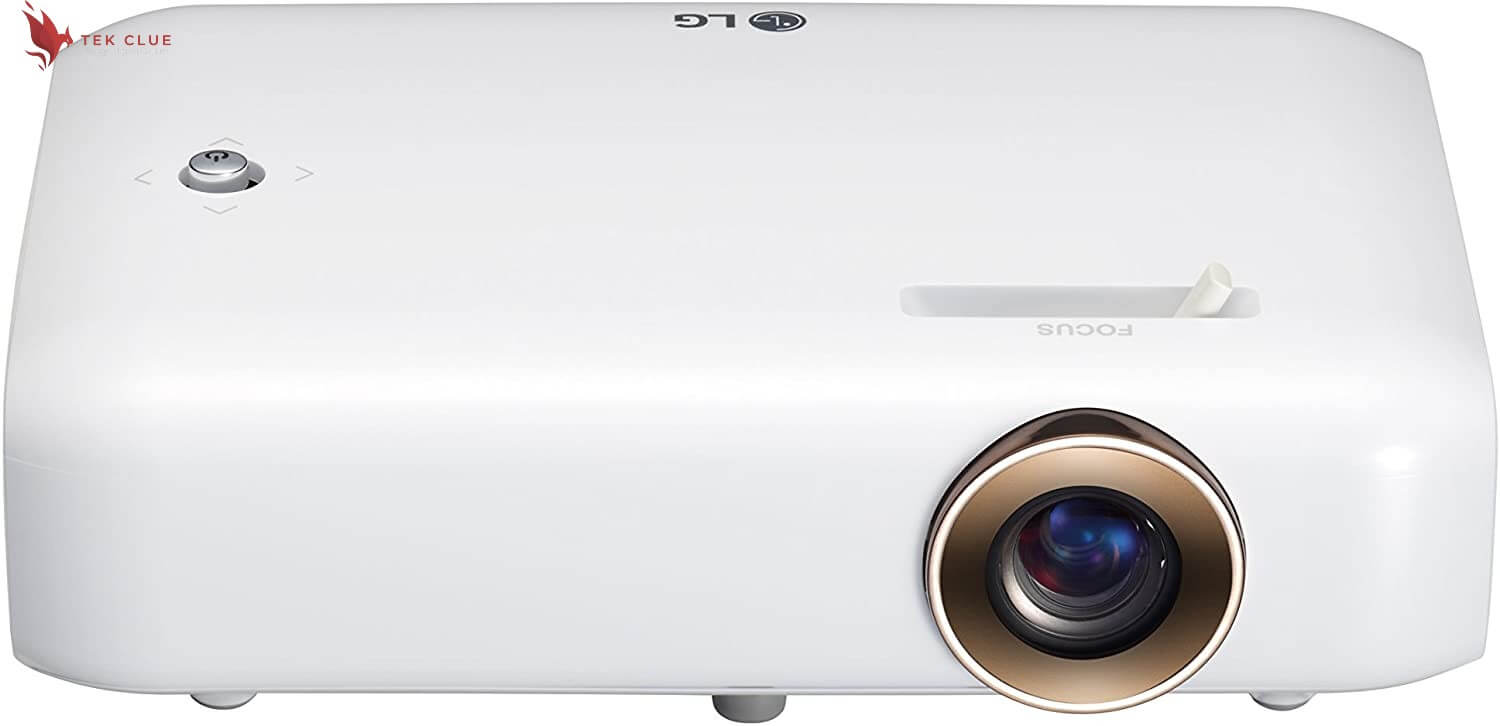 LG PH550 CineBeam LED Projector – Built-In Battery