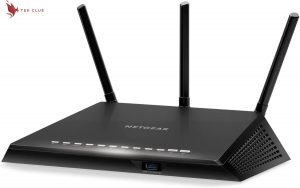 NETGEAR Nighthawk Smart Wi-Fi Router, R6700 - AC1750