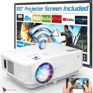 TMY WiFi Projector
