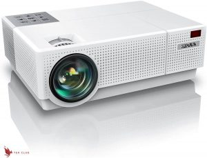 YABER Best Home Theater Projector (Best LCD Projector Under $500)