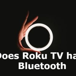 Does Roku TV have Bluetooth